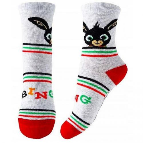 Bing ponožky šedé 27-30