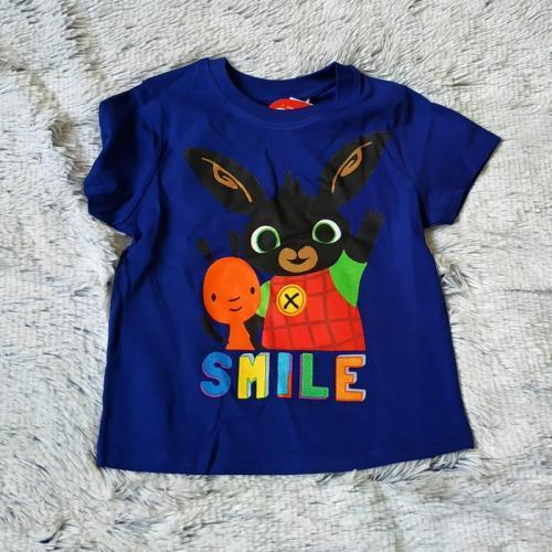 Králíček Bing tričko smile 98