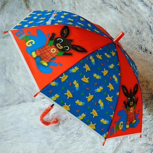 Deštník králíček Bing modrý