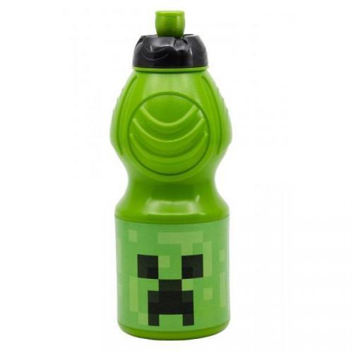 Plastová láhev Minecraft