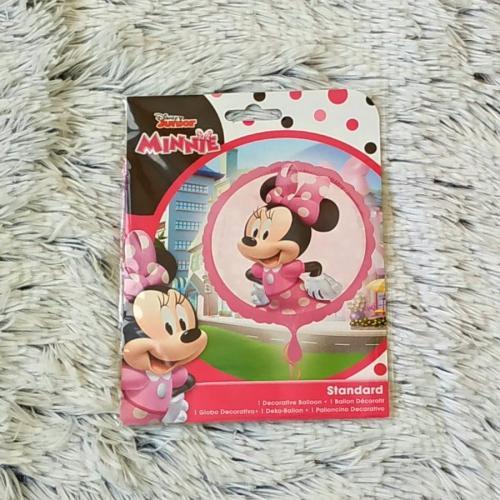 Minnie fóliový balónek