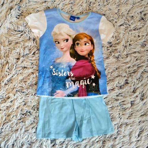 Letní pyžamo Frozen