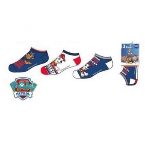 Tlapková Patrola ponožky 3páry 31-34