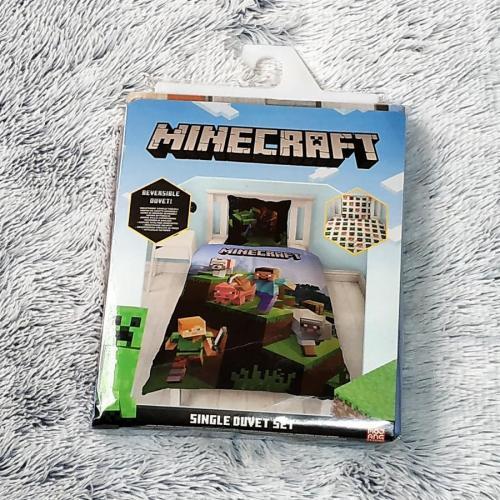 Minecraft povlečení Farma animals