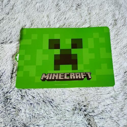 Minecraft podložka na stůl
