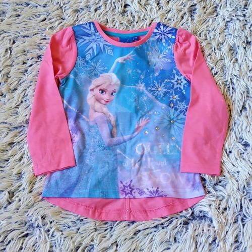 Frozen tričko dlouhý rukáv