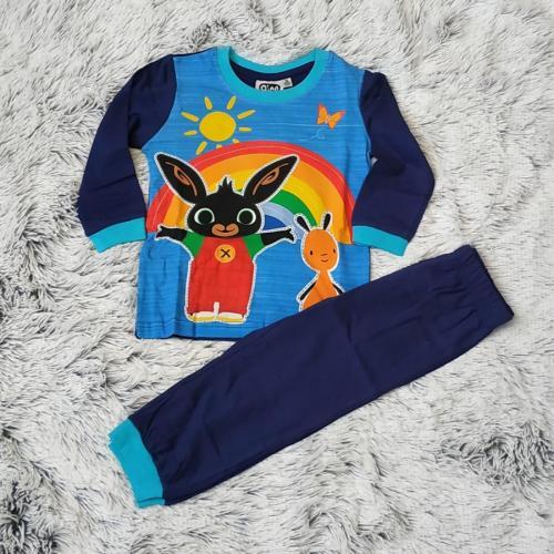 Králíček Bing pyžamo tm. modré vel. 116