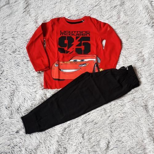 Pyžamo McQueen červené 122