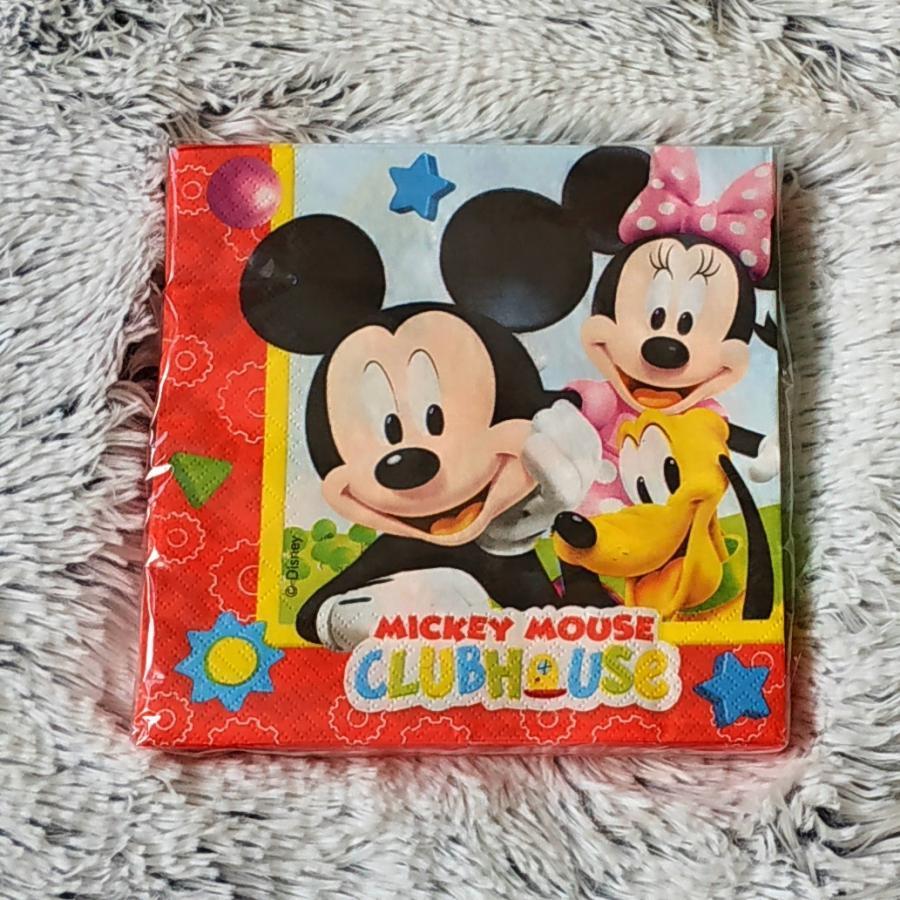 Mickey papírové ubrousky