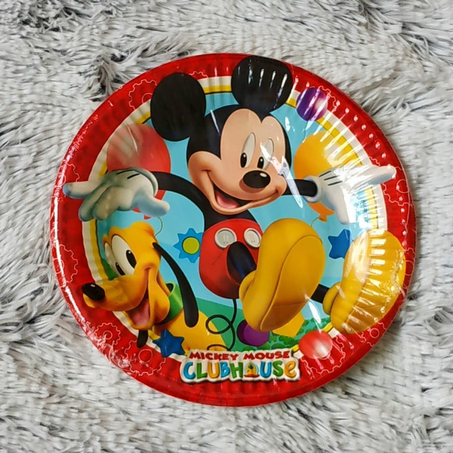 Mickey papírové tácky