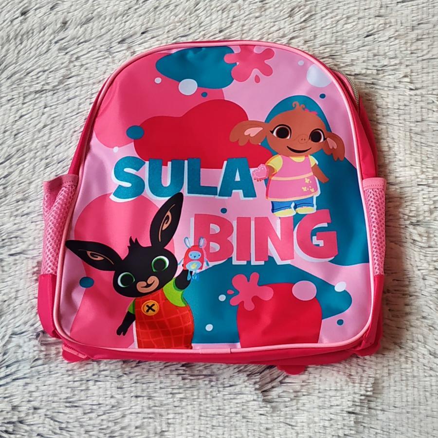 Setino Bing batoh růžový