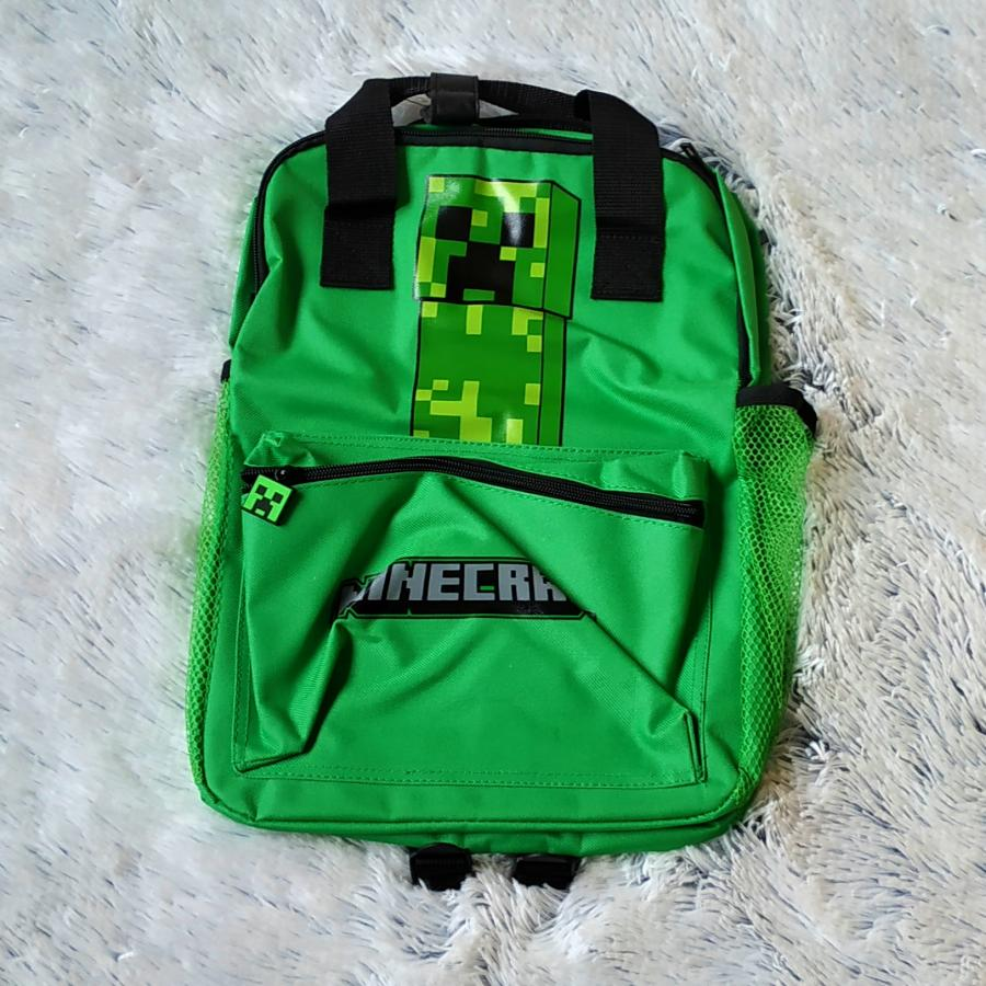 Minecraft Creeper batoh