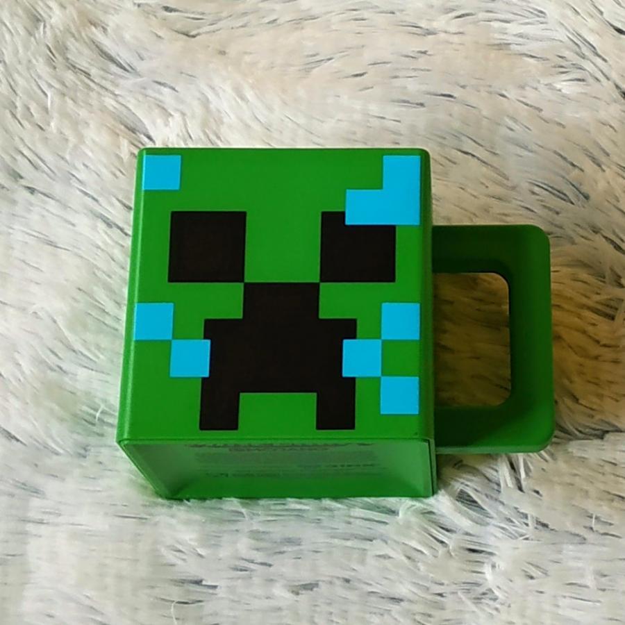 Minecraft 3D hrnek 300ml