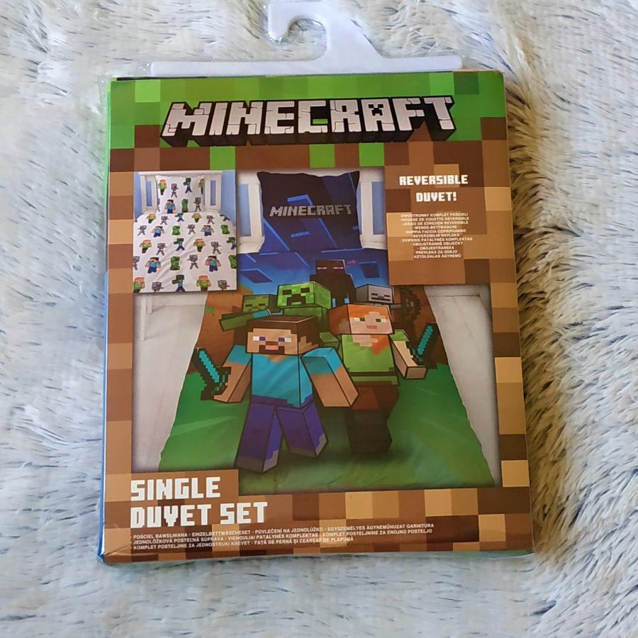 Minecraft povlečení