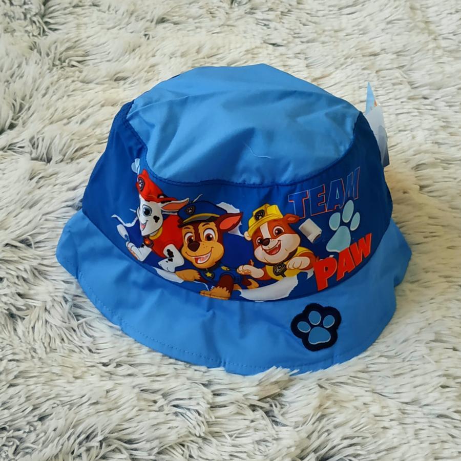Klobouček Tlapková Patrola modrý 52