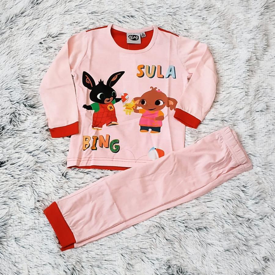 Králíček Bing pyžamo sv. růžové 92