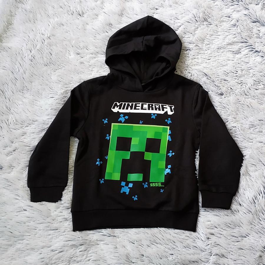 Minecraft mikina s kapucí 116