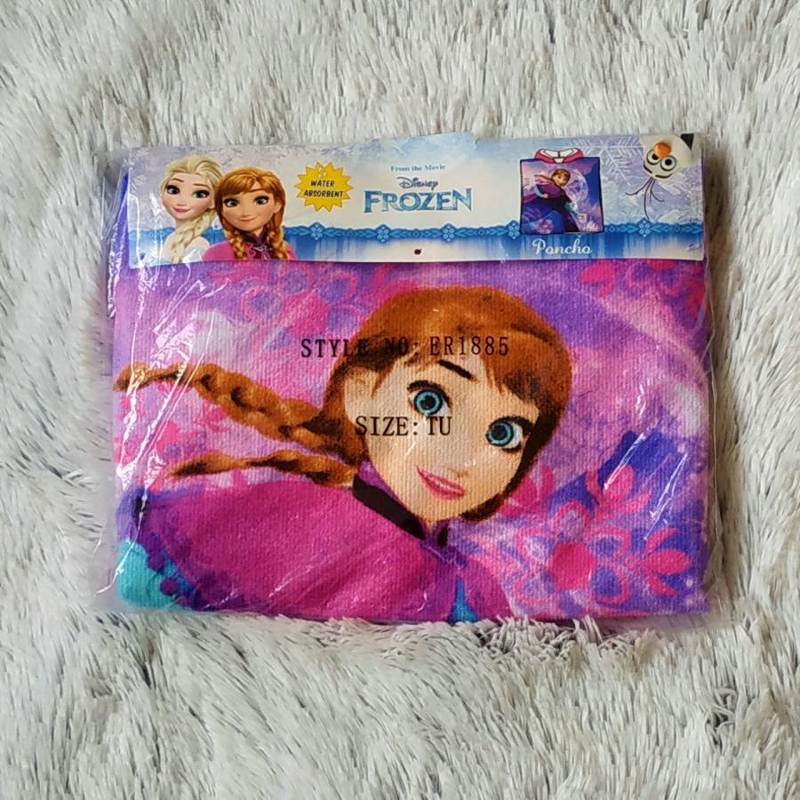 Frozen pončo