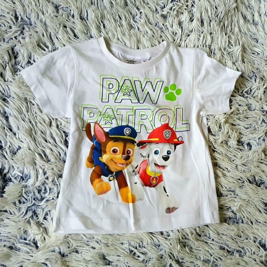 Tlapková Patrola tričko