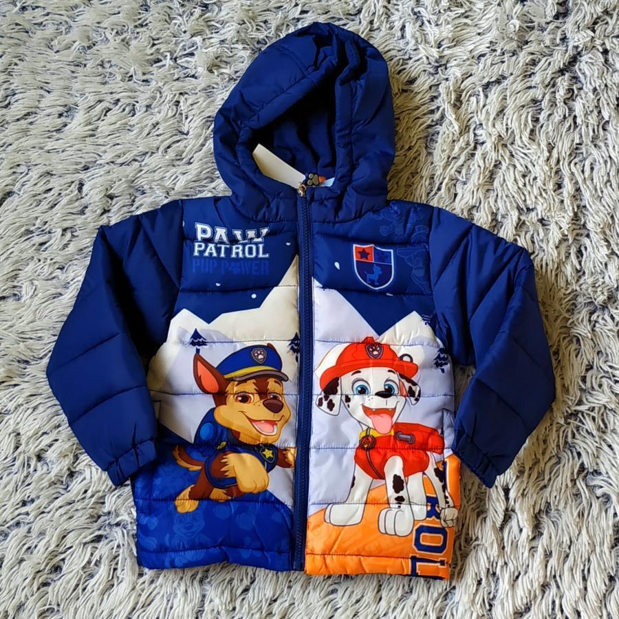 Tlapková Patrola zimní bunda 104