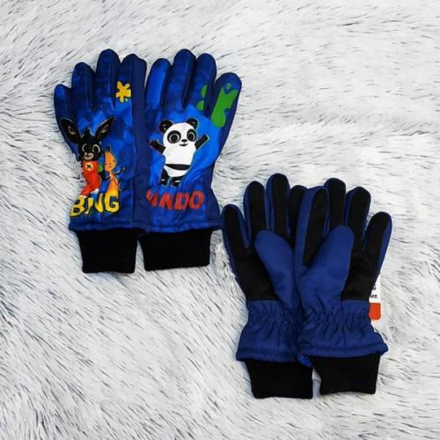 Králíček Bing zimní rukavice
