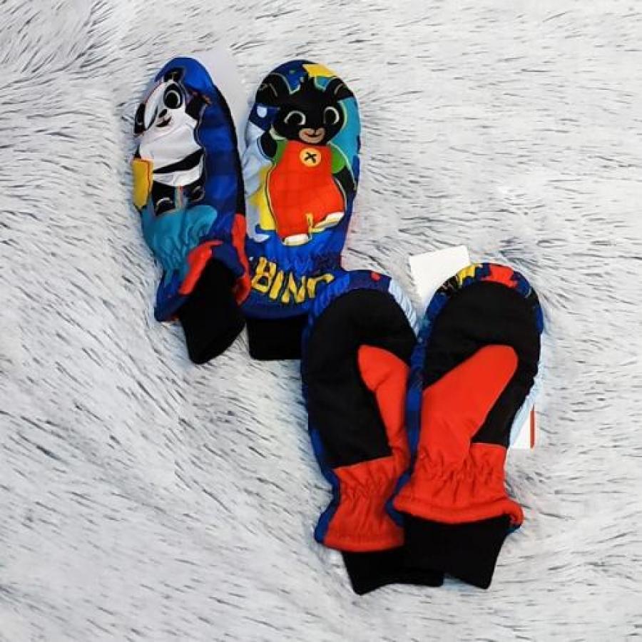 Králíček Bing zimní rukavice palčáky