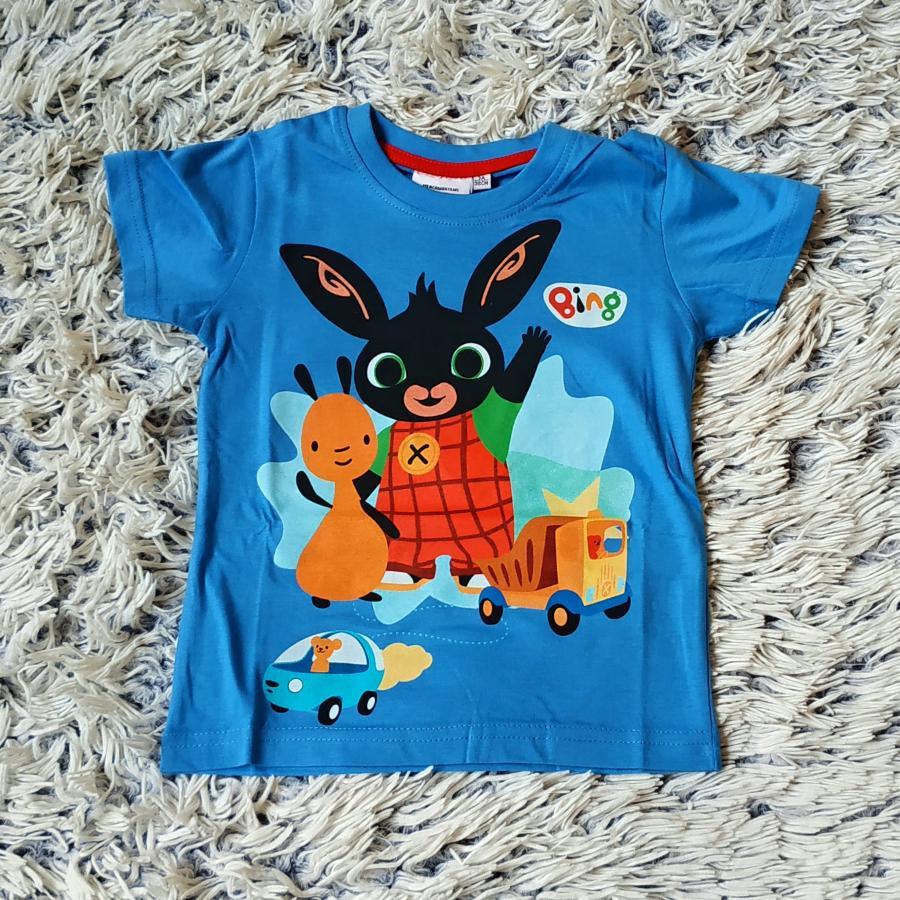 Králíček Bing tričko 104