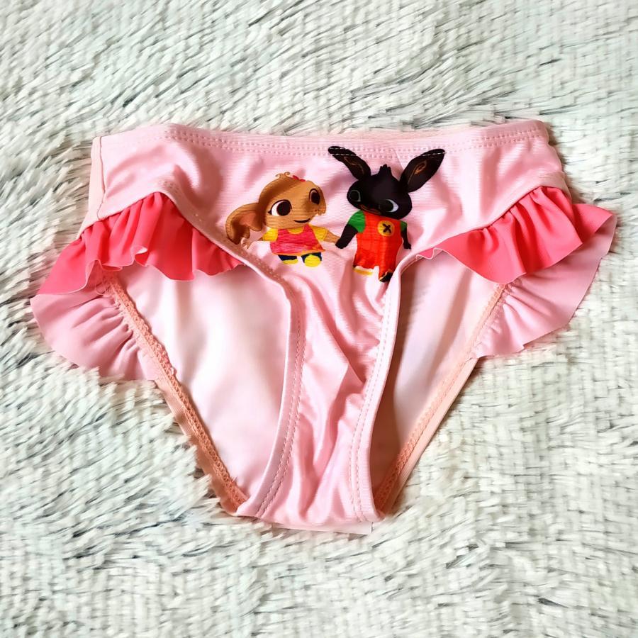 Plavky Bing růžové 98