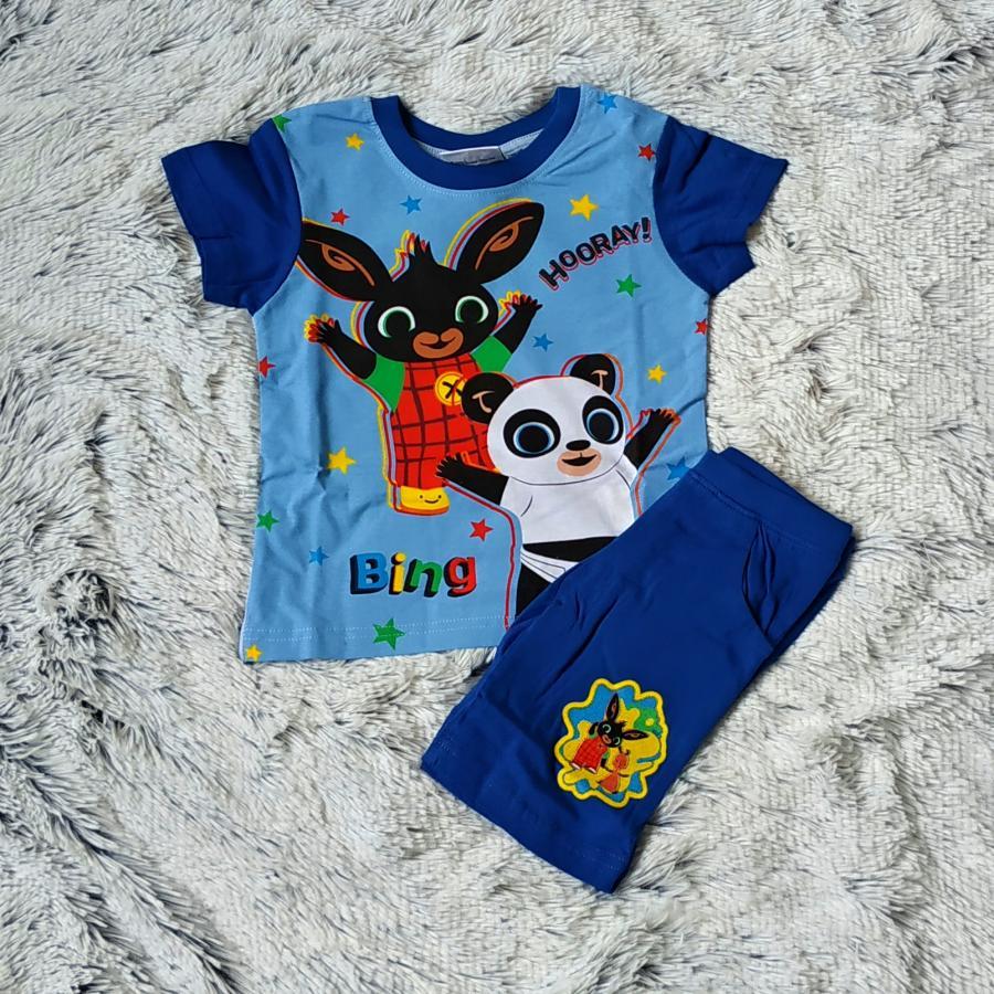 Králíček Bing tričko a kraťasy vel. 104
