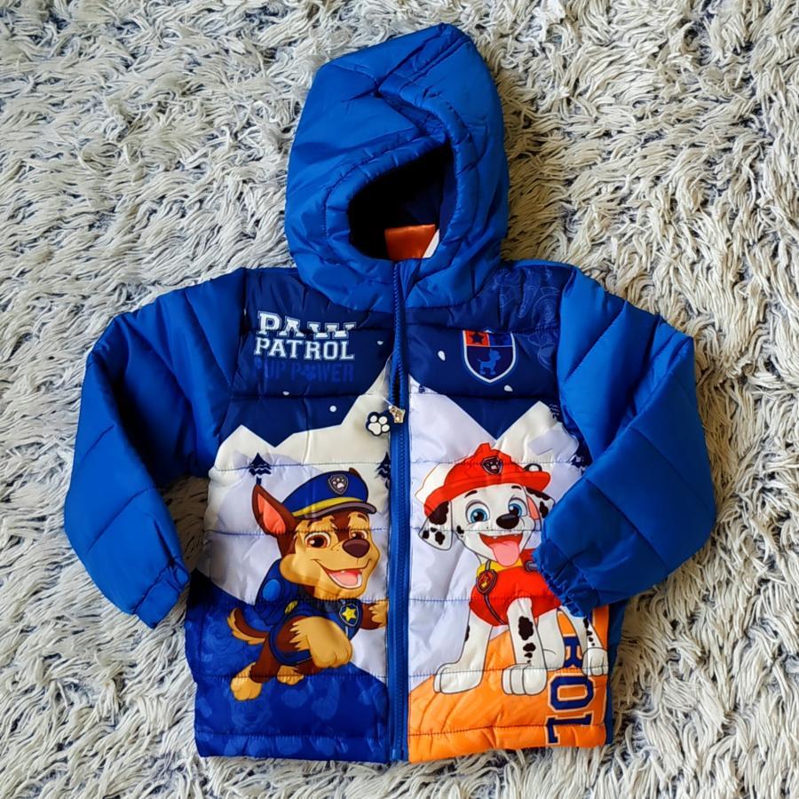Tlapková Patrola zimní bunda 110