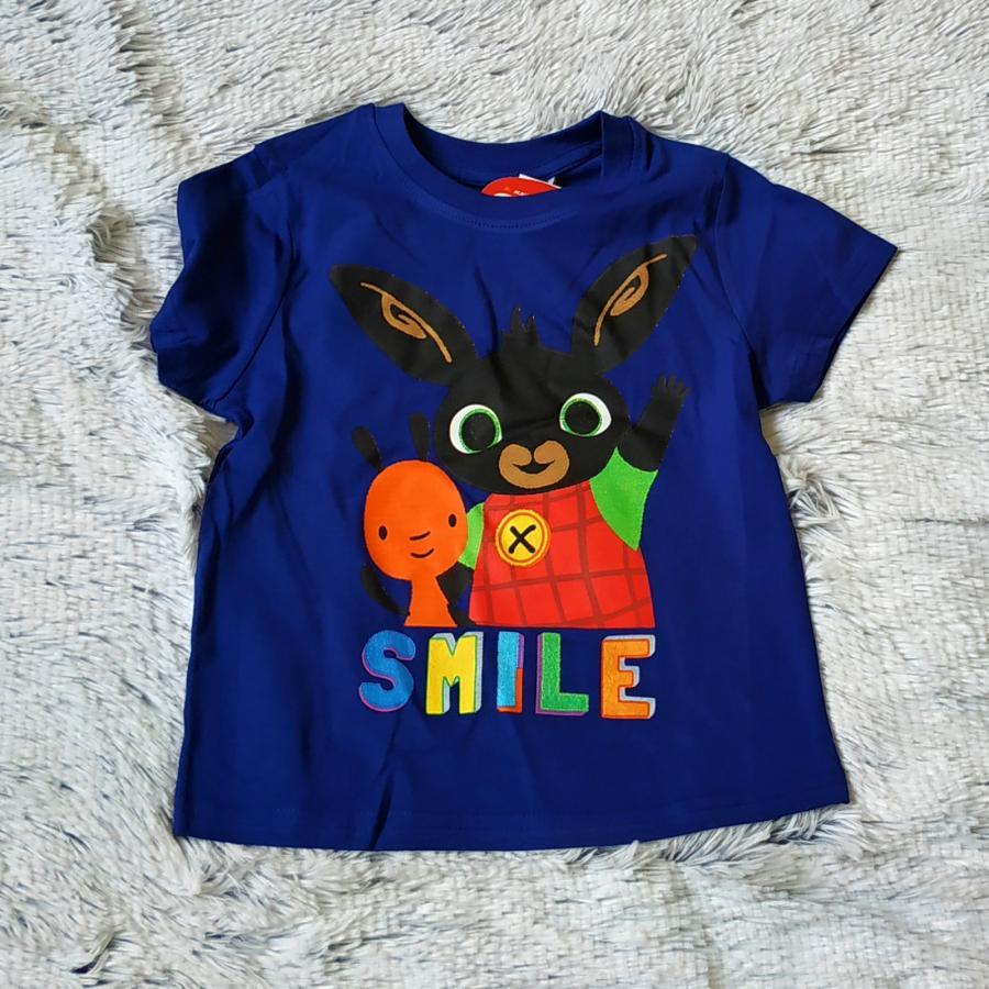 Králíček Bing tričko smile 116