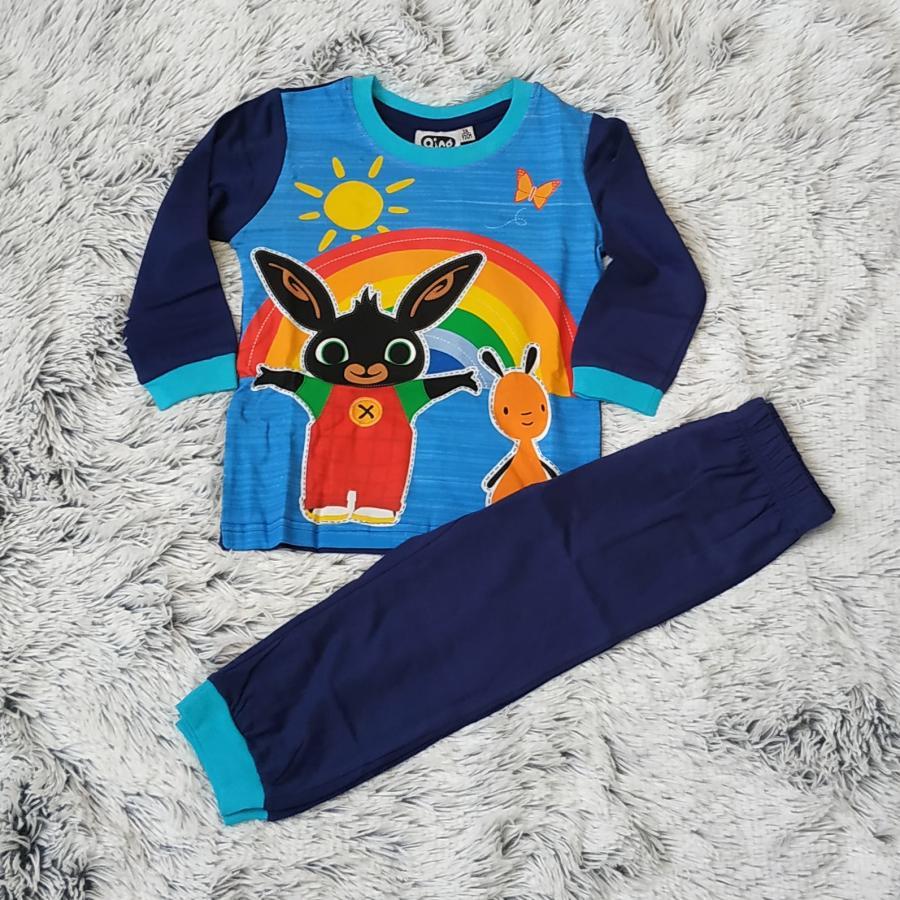 Králíček Bing pyžamo tm. modré vel. 110