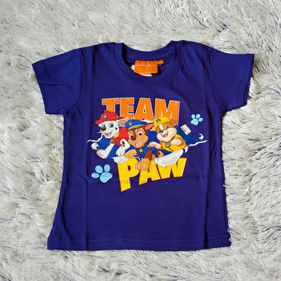 Tlapková Patrola tričko TEAM 128